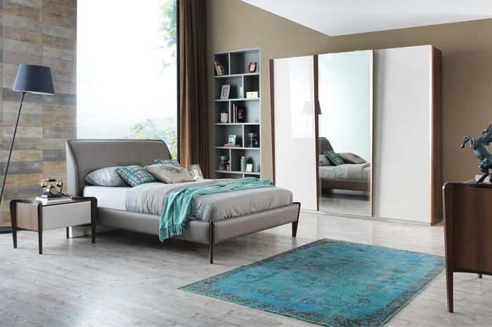 Chambre à coucher LUNIS