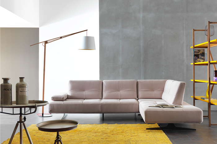 Canapé d'angle FENA