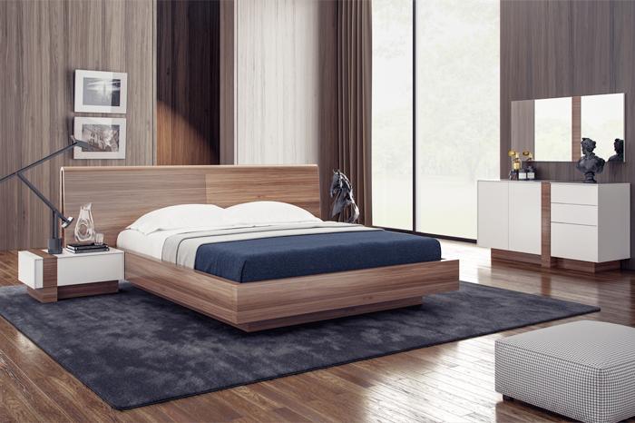 Chambre à coucher TOPAZE
