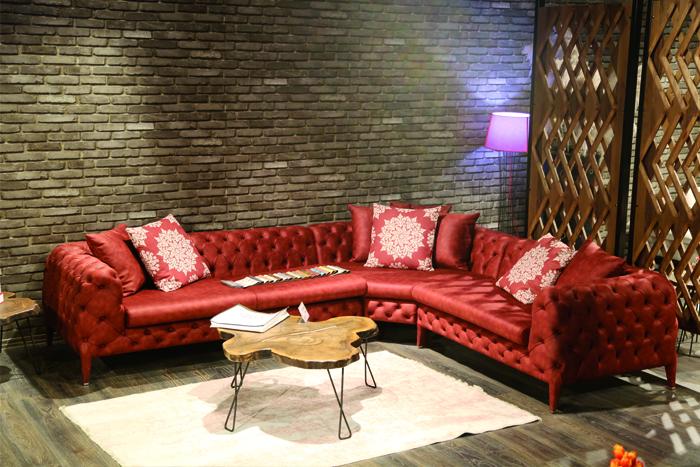 Canapé d'angle CHESTER